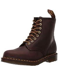 Dr. Martens 男士 1460 Combat 休闲时尚靴, Aztec Crazyhorse Leather, 9 UK/10 D US