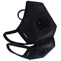 Vogmask Vegan Leather N99 CV LARGE (150-200 lbs / 69-90 kg)
