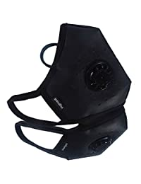 Vogmask Vegan Leather N99 CV LARGE (150-200 lbs / 69-90 kg)
