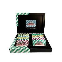 Fisherman's Friends Friendship Collection: Exklusive Box mit 12 verschiedenen Sorten Pastillen zum Verschenken & Genie?en, mit gratis Sammeldose