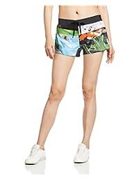 Reebok 锐步 女式 梭织短裤 AI1698