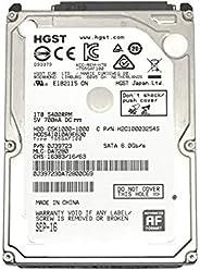 HGST HCC541010A9E630 1TB 5400RPM 8MB SATA 6Gb/s (9.5mm) 2.5英寸笔记本电脑硬盘 - 3年保修