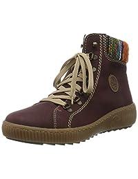 Rieker Z6844 女士短靴