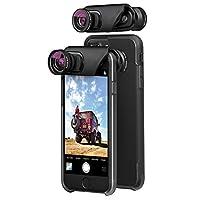 olloclip - 适用于 iPhone 7/7 Plus 的镜片套装OCCORECASEIP7 CORE LENS SET + OLLO CASE