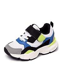 GOLAIMAN 幼儿运动鞋男童女童跑步运动徒步透气舒适鞋尺码 5-12