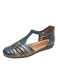 Rockport Cobb Hill Collection Inglewood Huarache 女士凉鞋