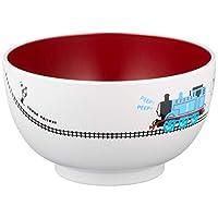 金正陶器 儿童涂漆汤碗 白色 10.2cm 托马斯小火车 肥皂 662518