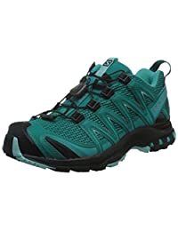 Salomon 萨洛蒙 女 越野跑鞋 XA PRO 3D W 379213 草绿 37 1/3 (UK 4.5)