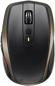 Logitech 罗技无线便携鼠标MX Anywhere2 蓝牙优联双模式 wireless mouse