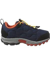 Columbia 哥伦比亚 中性 儿童青少年 Firecamp Sledder 3 Wp 徒步鞋 & 徒步鞋 Blau (Collegiate Navy 464) 39 EU