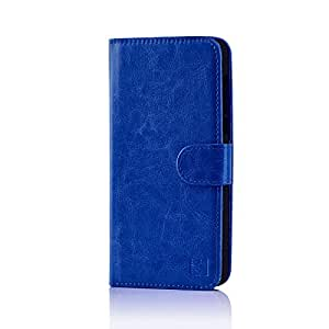 32nd Book 风格仿皮钱包式保护套适用于诺基亚 3Nokia.3.32ndBook-DeepBlue Book - Deep Blue