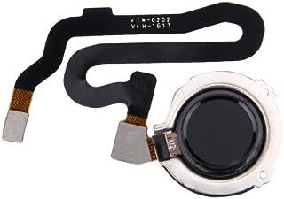 alsatek 替换手指打印按钮柔性电缆适用于华为荣耀 3 黑色