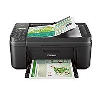 Canon 佳能 办公室产品系列 PIXMA MX492 无线彩色照片打印机,带扫描仪、复印机和传真机