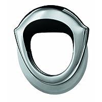 Rösle 不锈钢圆柄披萨刀 钢铁灰 12717