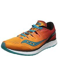 Saucony 圣康尼 TEC 男 跑步鞋 FREEDOM ISO S203558