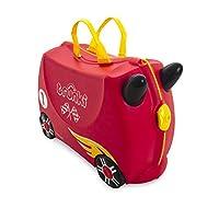 英国Trunki 骑坐式小型行李箱 - 跑车TR0321-GB01