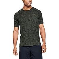 Under Armour 安德玛 Tech 2.0 短袖男士T恤,轻盈透气运动T恤,健身服,防臭技术