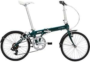 达洪(DAHON)Route 7级变速 折叠自行车 19ROUTGR00 森林绿