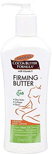 Palmer's Cocoa Butter Formula Firming Butter Lotion Pump Bottle -