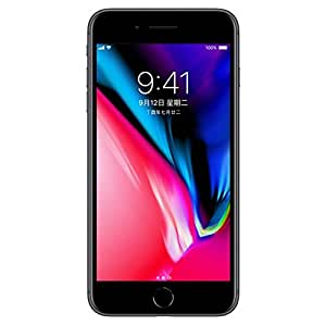Apple 苹果 iPhone 8 Plus (A1864) 移动联通电信4G手机 (64G, 深空灰色)