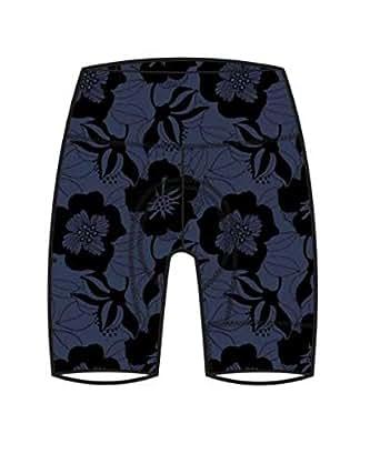 Shebeest Petunia 短裤 - 女士 Zinnia-Navy/Black Large