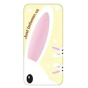 智能手机壳 透明 印刷 对应全部机型 cw-531top 套 兔子 兔子 兔子 UV印刷 壳WN-PR432830 Galaxy S5 SC-04F 图案C