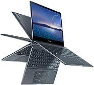 ASUS 华硕 ZenBook Flip 13 超薄 2 合 1 笔记本电脑,13.3英寸全高清触摸屏显示屏,英特尔酷睿i5-1035G1 处理器,8GB 内存,512GB PCIe SSD,Thunderbolt 3,