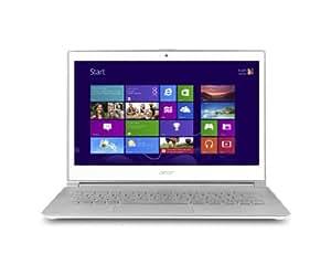 Acer 宏碁 S7-391-53314G12aws 13.3英寸触控旗舰超极本(i5-3317U 4GB 128GB固态硬盘 win8 支持10点触控 典雅银 13.3英寸全高清触控屏)