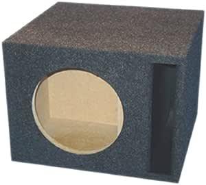 Audio Enhancers DA110C Subwoofer Enclosure Box, Carpeted Finish