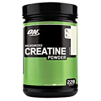 Optimum Nutrition 欧普特蒙 微粉化肌酸一水化物粉,无香料,1200g
