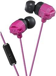 JVC HAFR202A 智能手机系列 Xtreme 低音耳塞HAFR202P  -