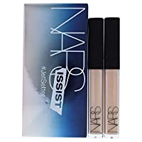 Nars Narsissist Jetsetter Radiant Cream 遮瑕膏 Duo By Nars 女士 - 2 X 0.22 盎司遮瑕膏,2 支装