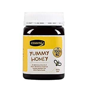 Comvita 康维他 呀咪儿童高活性成熟蜂蜜500g(新西兰进口) (跨境自营,包邮包税)