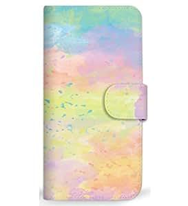 MITAS 智能手机保护壳翻盖型油漆粉彩  A 1_iPhoneSE (iPhoneSE)