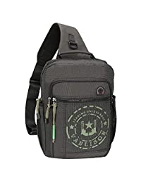 Vanlison 斜挎包背包斜挎包肩背包旅行包