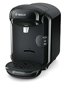 Bosch 博世 Tassimo Vivy 2 TAS1402 胶囊咖啡机 (1300 W, 78 dB) 黑色