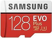 SAMSUNG 三星 128GB TF(MicroSD)存儲卡 U3 4K EVO升級版