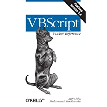 VBScript Pocket Reference (English Edition)