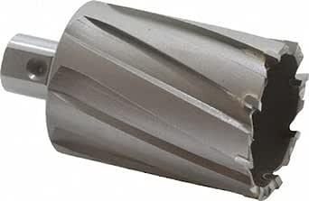 Nitto Kohki TJ16666-0 Jetbroach 工业刀具,带 3.18 cm 焊接柄,66 mm 切割深度,7.62 cm