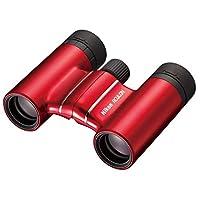 尼康望远镜 Aculon T 屋脊式 红色