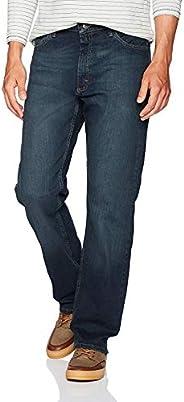 Wrangler Authentics 男士高大经典休闲牛仔裤