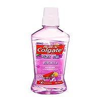 Colgate 高露洁 鲜果薄荷 漱口水 500ml(0酒精)