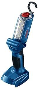 Bosch 博世 GLI18V-300N 18V 铰接式 LED 工作灯(光面工具) 2 Ah GLI18V-300N
