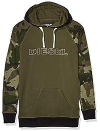 Diesel 男式 Brian 连帽运动衫