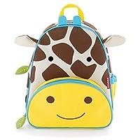 (跨境自营)(包税) Skip Hop 可爱动物园小童背包-长颈鹿SH210216