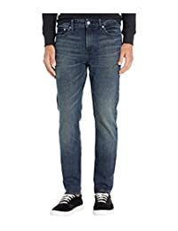 Calvin Klein 男式印 CKJ 016修身牛仔褲