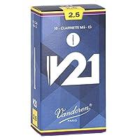 Vandoren E♭单簧管 V21CR8125 2.5