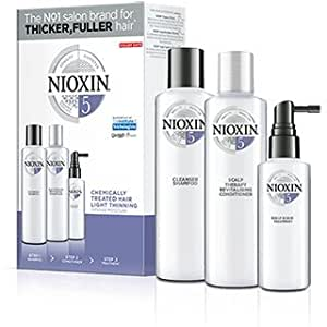System 5 Normal To Thin-Looking For Medium Hair Kit