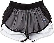 Adidas 阿迪达斯 训练服 W LAYER MSH SHORT (GLN38) 女士