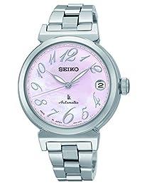 SEIKO 精工 日本品牌 Lukia 机械女士手表 SRP875J1 精工官方授权